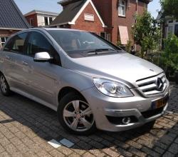 Mercedes Benz B-klasse (2)